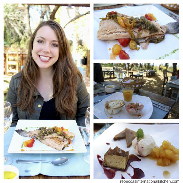 Rebecca's Argentinian Kitchen - Visit to Mendoza