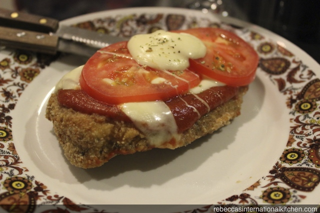 An Easy Recipe for Chicken Milanesas Napolitanas