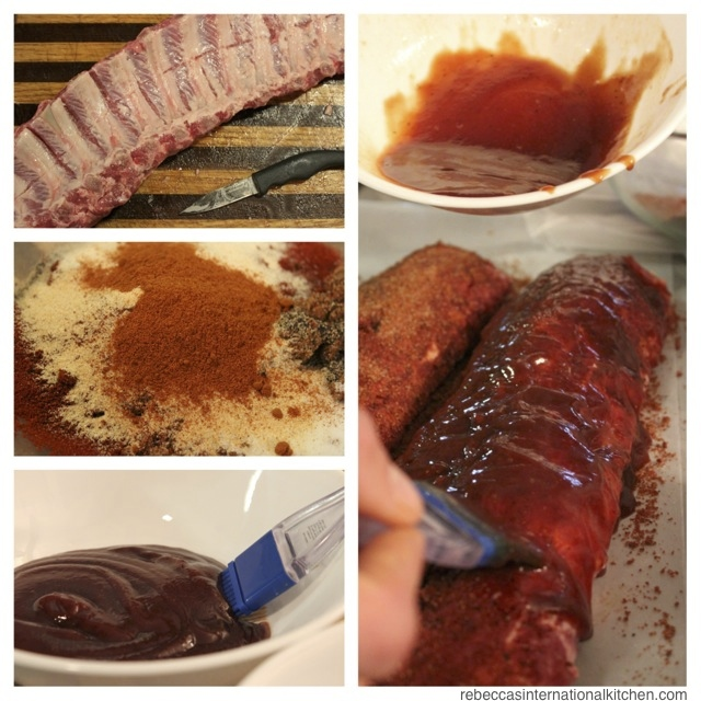 Easy Recipe for Taylor's Oven-Baked Barbecue Pork Ribs