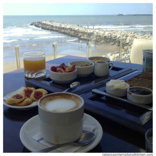 Brunch in Mar del Plata, Argentina
