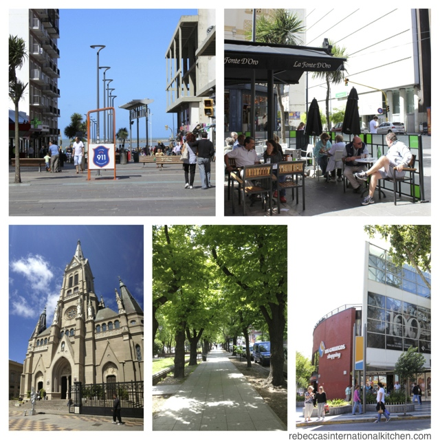 Take a walk along San Martin, visit the Mar del Plata Cathedral, and walk down La Diagonal in Mar del Plata, Argentina
