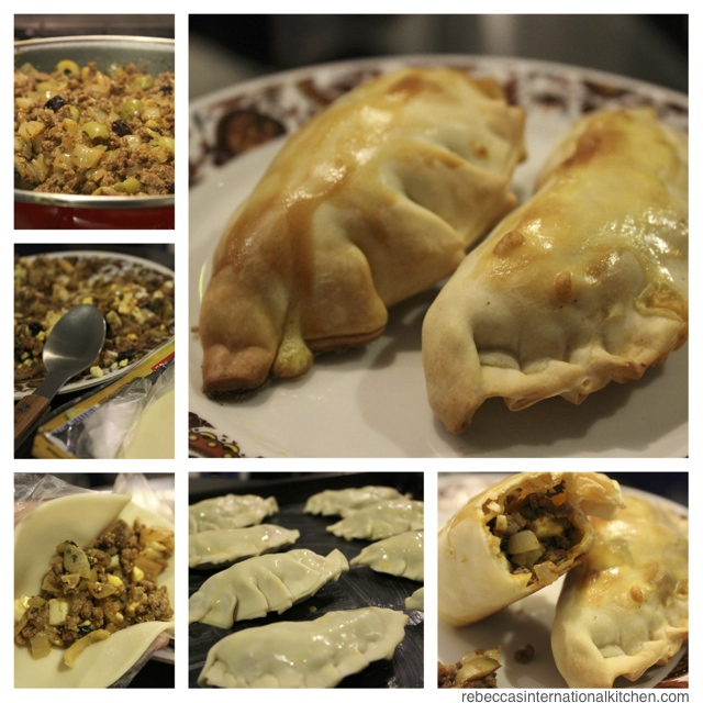 Make your own empanadas