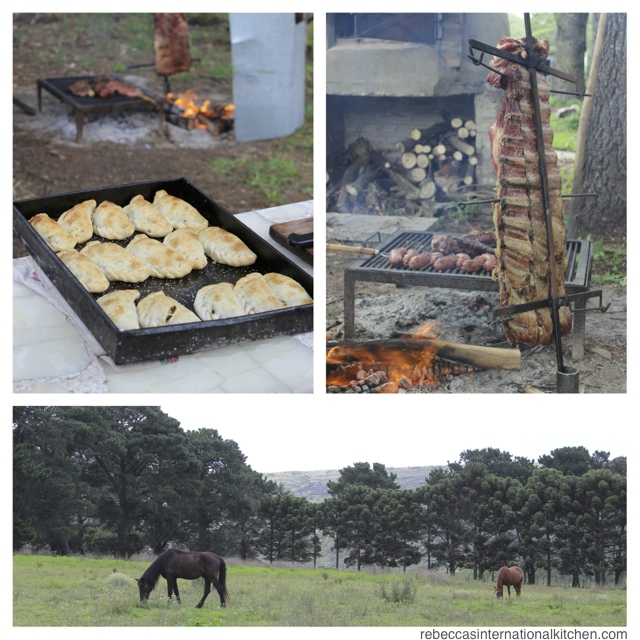 Go to an asado outside Mar del Plata, Argentina