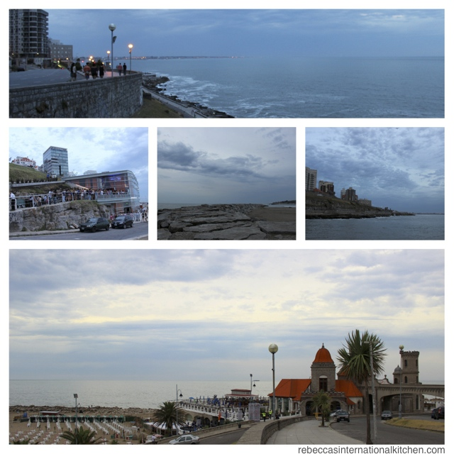 Wake up early to watch the sun rise in Mar del Plata, Argentina