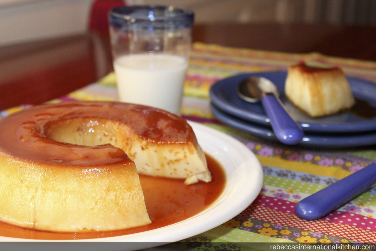 Easy and Delicious Recipe for Homemade Flan from Argentina