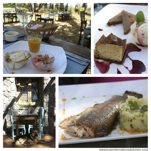 Mendoza's Best Farm to Table Restaurant: Rincón Atamisque Restaurante