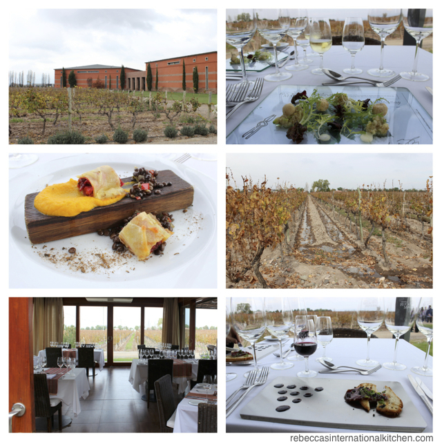 Mendoza's Best Food and Wine Pairing: Bodega Ruca Malen