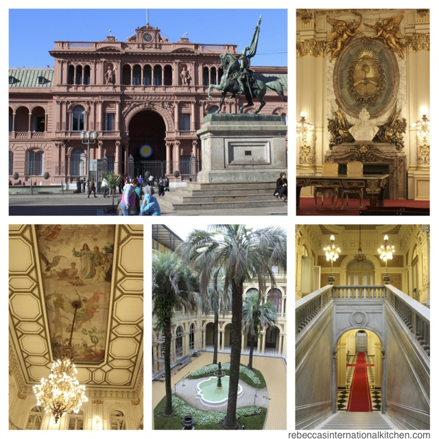 Best English Tours in Buenos Aires - Casa Rosada