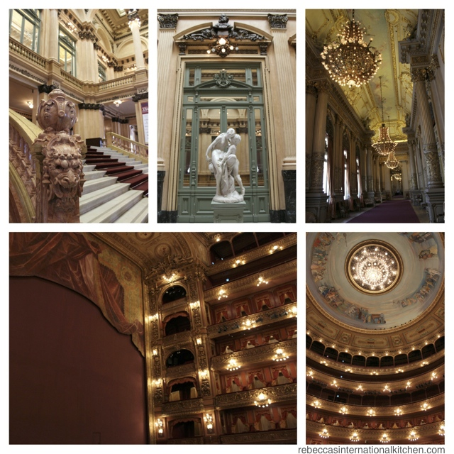 Best English Tours in Buenos Aires - Teatro Colón