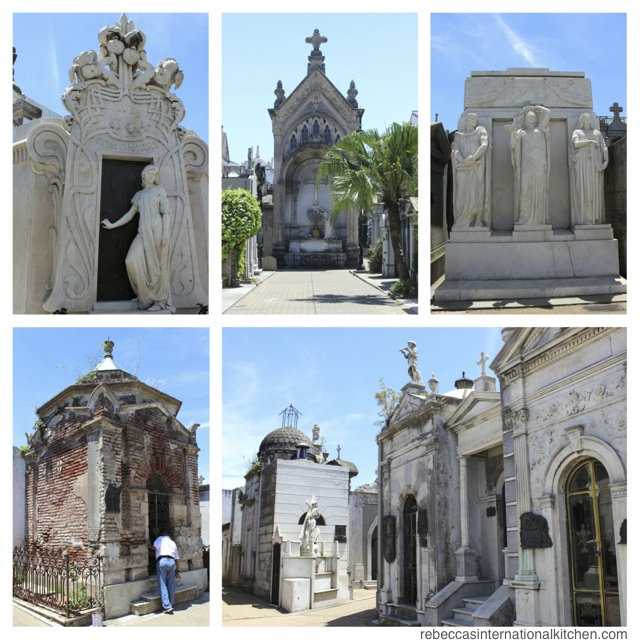 Best English Tours in Buenos Aires - Recoleta Cemetery