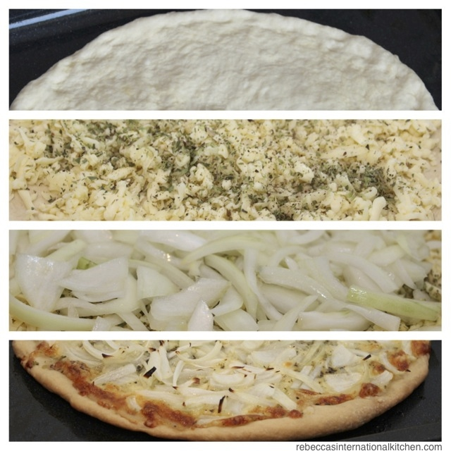 How to make Fugazzeta Pizza - an Argentinian Classic