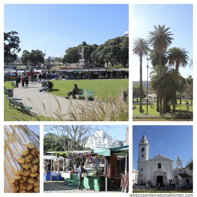 Exploring Buenos Aires: One Weekend, So Many Markets - Feria Plaza Francia (Plaza Francia Fair)