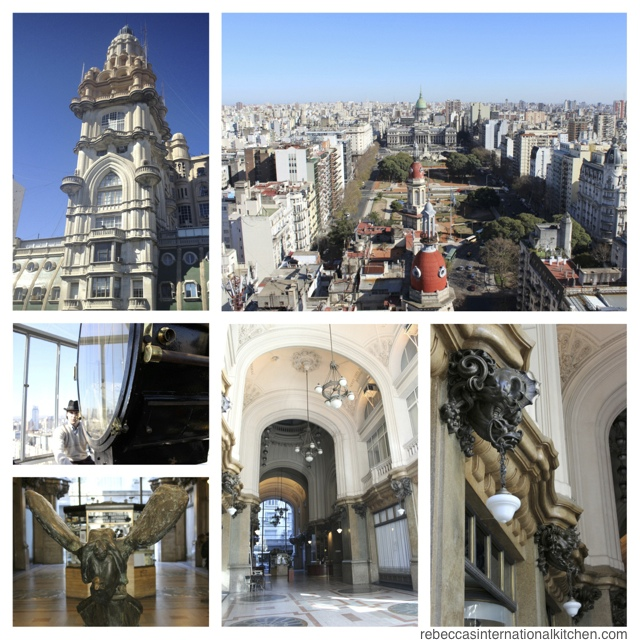 Best English Tours in Buenos Aires - Palacio Barolo