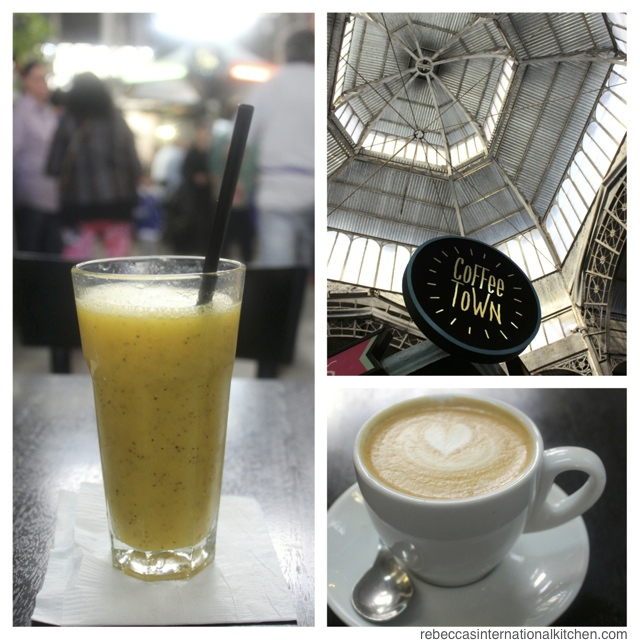 Places to Eat in San Telmo - Coffee Town