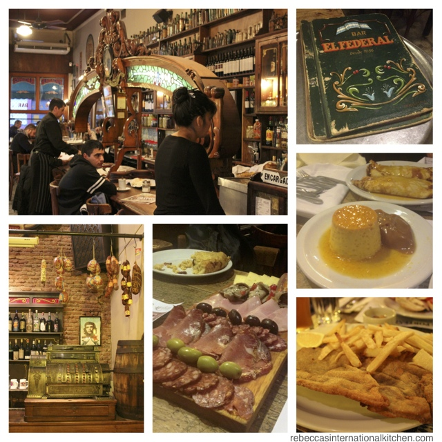 Places to Eat in San Telmo - Bar el Federal