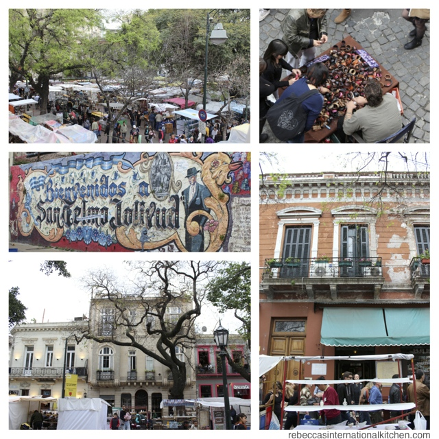 Things to Do in San Telmo - Feria de San Pedro Telmo (San Telmo Fair)
