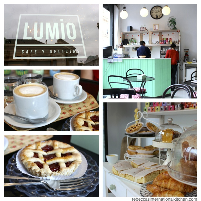 Places to Eat in San Telmo - Lumio Café