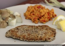 Beef Milanesas & Humita – Argentinian Family Favorites