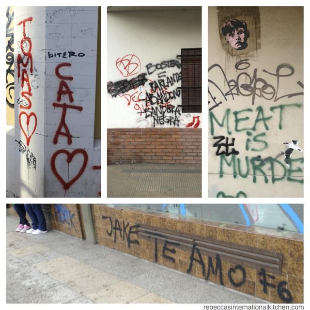 Street Art & Graffiti in Buenos Aires, Argentina