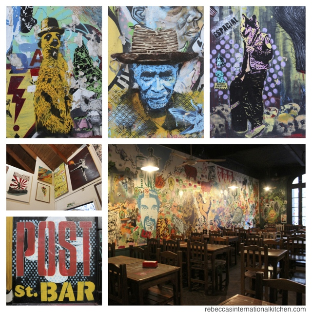 Street Art & Graffiti Tours, Galleries, and Restaurants in Buenos Aires, Argentina