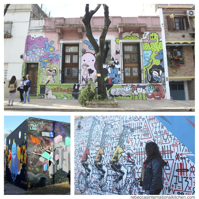 Best English Tours in Buenos Aires - graffitimundo Tours