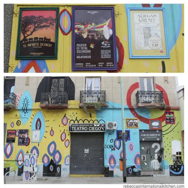 Exploring Buenos Aires: An Afternoon in Abasto - Teatro Ciego