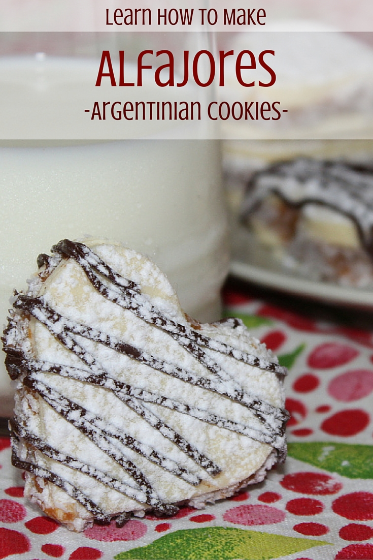 Recipe for Alfajores de Maicena (Argentinian Cookies). Saving recipe!
