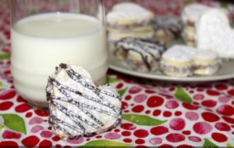 Homemade Argentinian Cookies: Alfajores de Maicena