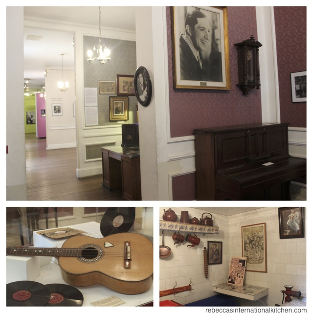 For the Love of Tango in Buenos Aires, Argentina - Museo Casa Carlos Gardel (House Museum of Carlos Gardel)