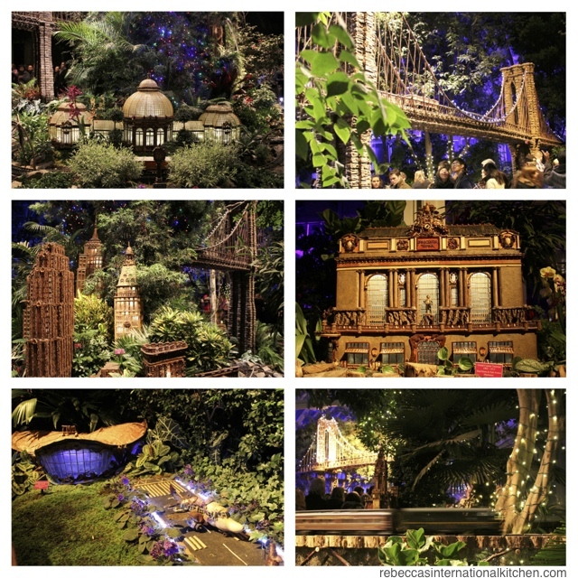New York City Guide: Christmas Favorites - Holiday Train Show