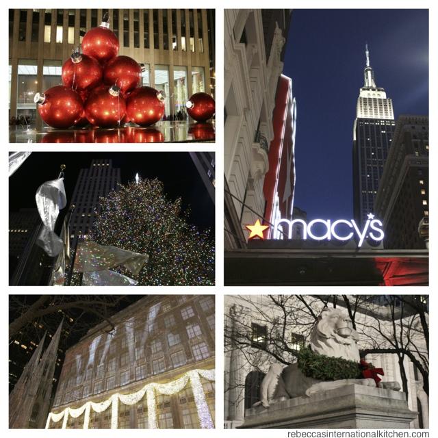 New York City Guide: Christmas Favorites - Christmas Decorations