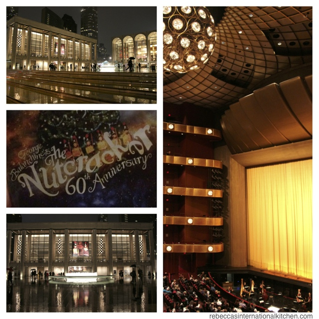 New York City Guide: Christmas Favorites - George Balanchine's The Nutcracker