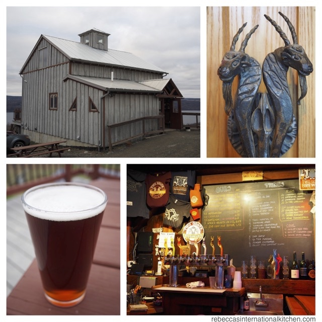 Exploring the Finger Lakes: The Best Wineries & Breweries Around Seneca Lake - Two Goats Brewing