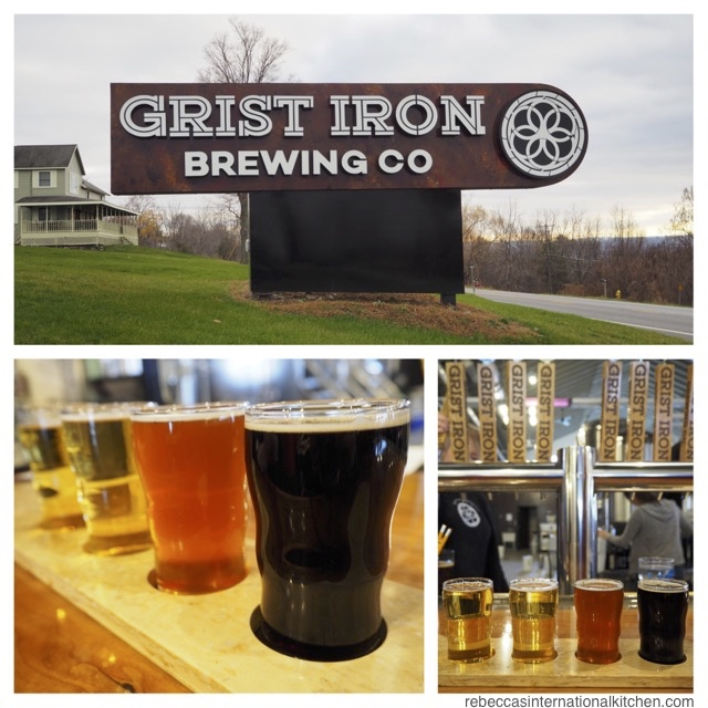 Exploring the Finger Lakes: The Best Wineries & Breweries Around Seneca Lake - Grist Iron Brewing Company