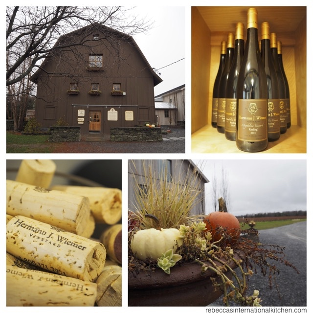 Exploring the Finger Lakes: The Best Wineries & Breweries Around Seneca Lake - Herman J Wiemer Vineyard