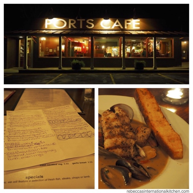 Exploring the Finger Lakes: The Best Restaurants & Shops Around Seneca Lake - Ports Cafe