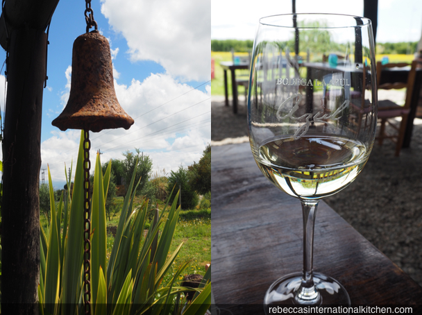 Bodega La Azul - Lunch & Wine Tasting in Mendoza