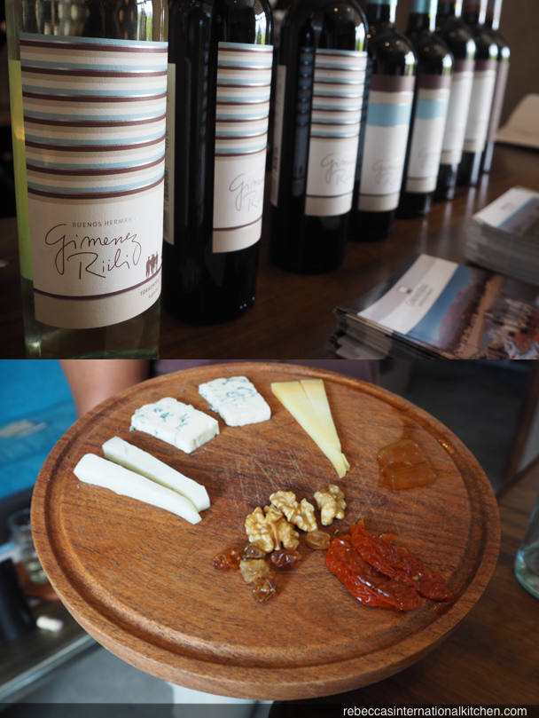 Bodega Gimenez Riili - Wine Tasting in Mendoza