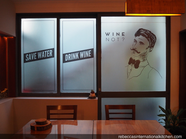 Wine Not? A New Tasting Room in Mendoza