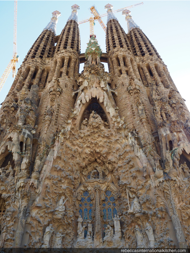 How to Visit Sagrada Familia