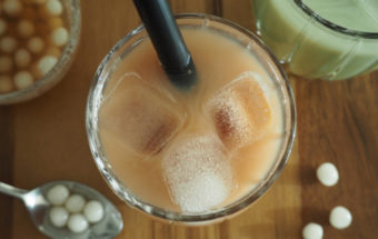 How to Make Bubble Tea with Homemade Tapioca Pearls